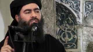Al-Baghdadi, líder del Estado Islámico, acapara los focos tras los atentados de París.