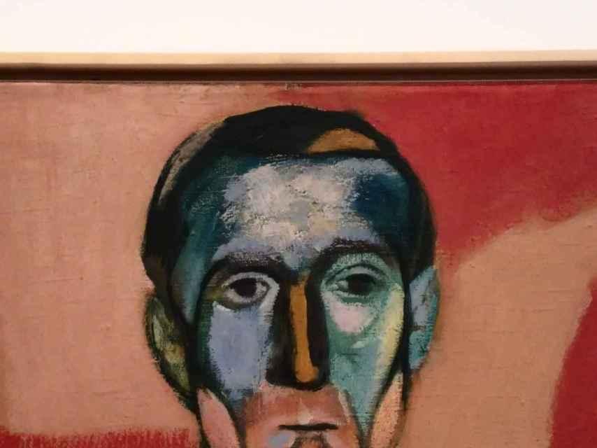 Uno de los retratos incluidos en la exposición del Reina Sofía.