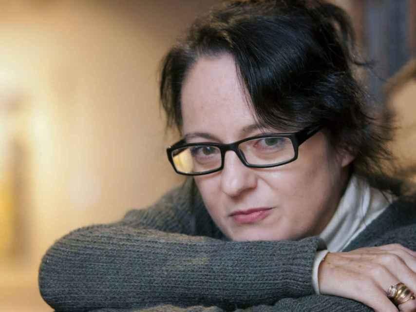 La escritora Marta Sanz publica Farándula.