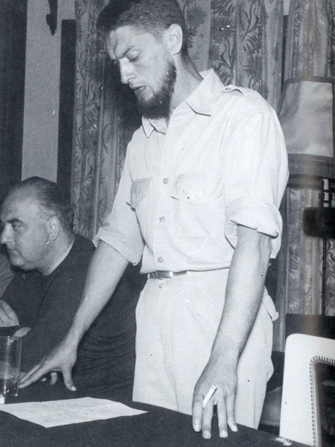 Carlos Barral el Formentor