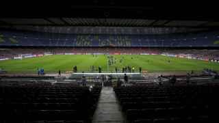 El fútbol, uno de los principales segmentos de la empresa.