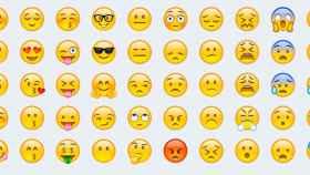 El gafapasta, 'dólar face', el pensativo…. los nuevos emojis llegan a Android