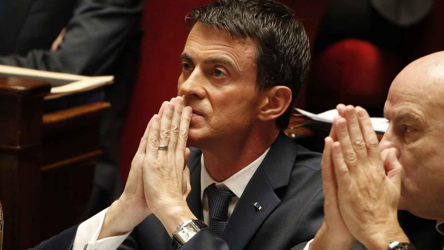 Manuel Valls ha hablado de esta posibilidad ante la Asamble Nacional.