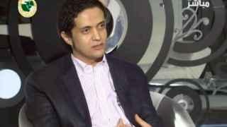 Ashraf Fayadhen una entrevista.