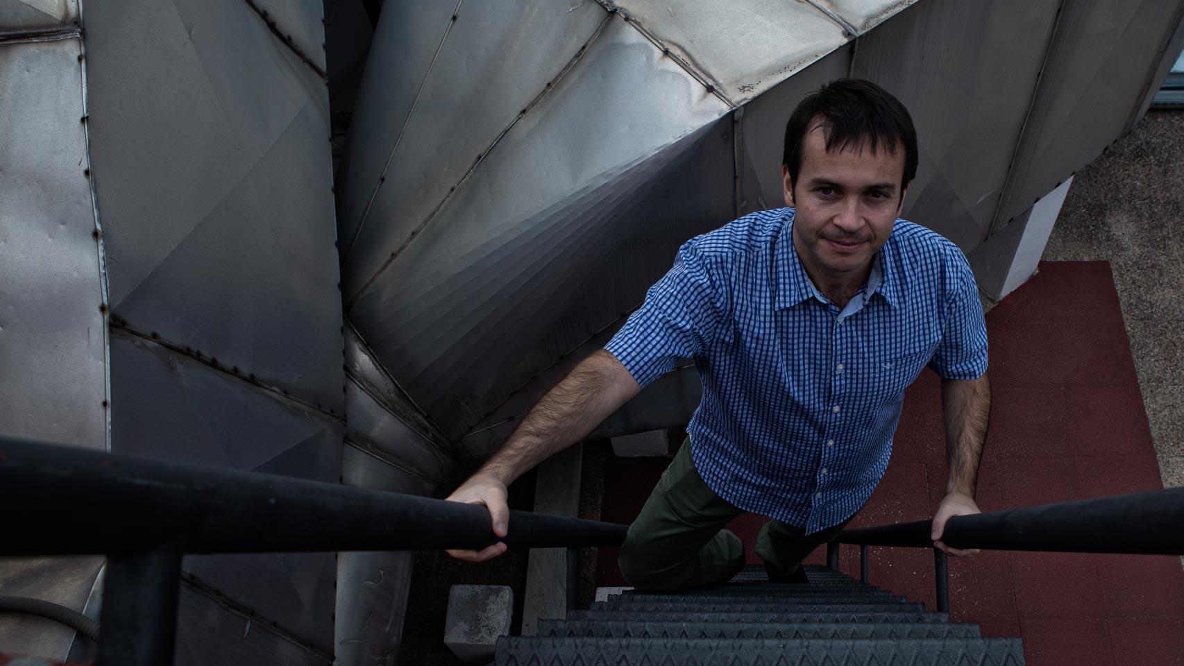 Nacho González-Barros acumula 20 años de experiencia en internet.