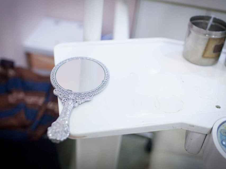 Un espejo en la clínica.