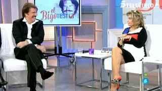 'Bigote Arrocet' y Campos, otra pareja que trabajan juntos