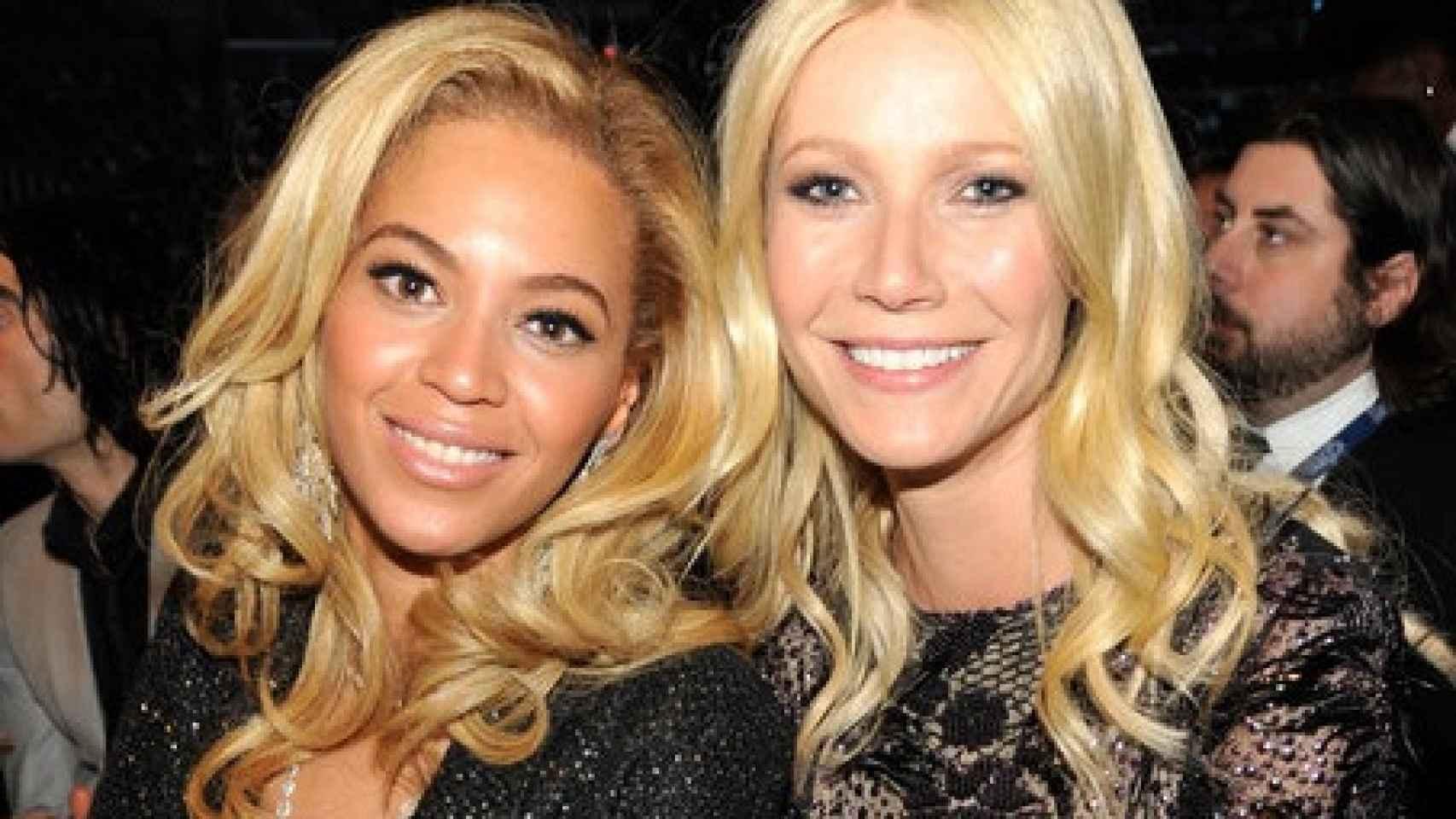 Gwyneth Paltrow y Beyoncè cantarán en el nuevo disco de Coldplay