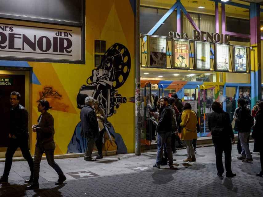 Una imagen de la IX Fiesta del Cine español