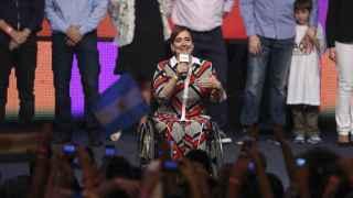 La vicepresidenta electa de Argentina, Gabriela Michetti,