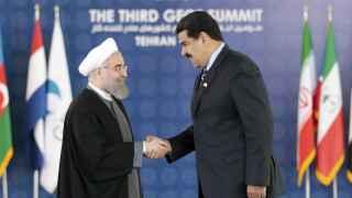 Reunión de Venezuela e Irán para valorar el futuro del gas
