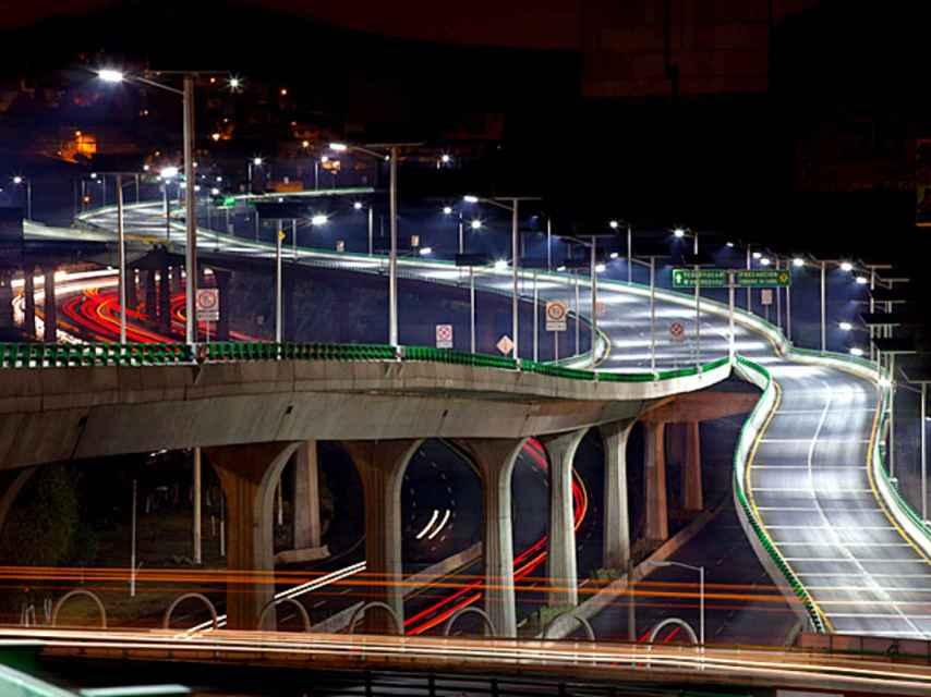 Viaducto Bicentenario, infraestructura de OHL en México.