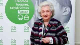 La infanta Doña Pilar de Borbón es la Presidenta de Honor de la Fundación