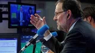 Rajoy en la Cope.