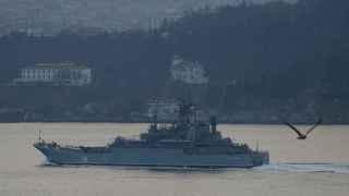 El barco de guerra Caesar Kunikov ha sido movilizado por el Ejército ruso