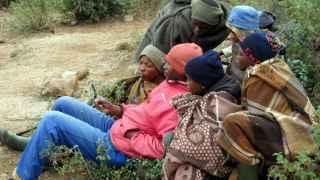 Ruanda tiene una alta penetración del móvil