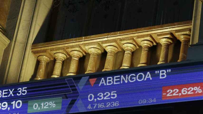 Abengoa ocultó su estado financiero a los accionistas durante dos años