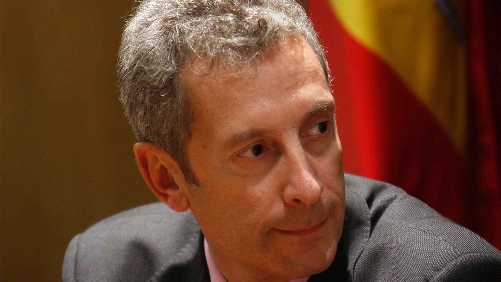 El juez José de la Mata.
