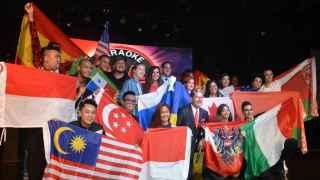 Los finalistas del Mundial de karaoke