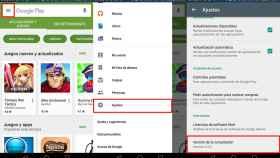 Cómo actualizar Google Play a su última versión