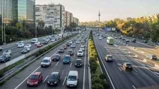 Madrid vuelve a limitar mañana la velocidad en la M-30 a 70km/h por la alta contaminación