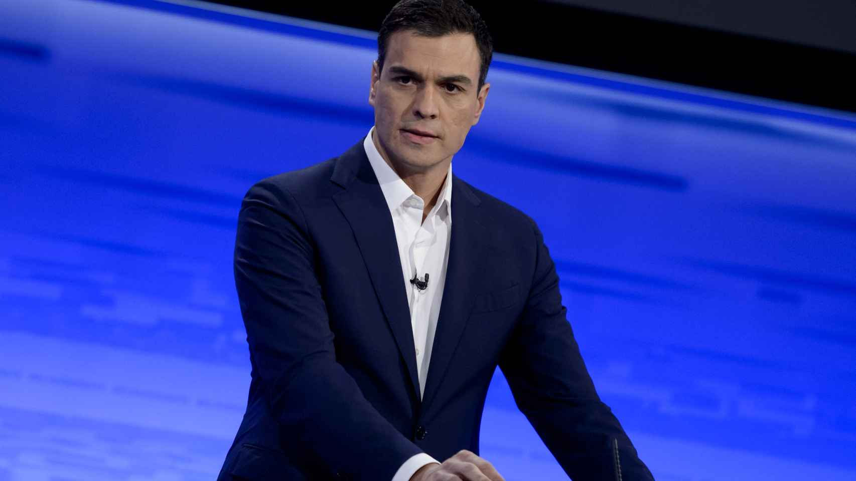 Pedro Sánchez, el líder del PSOE.