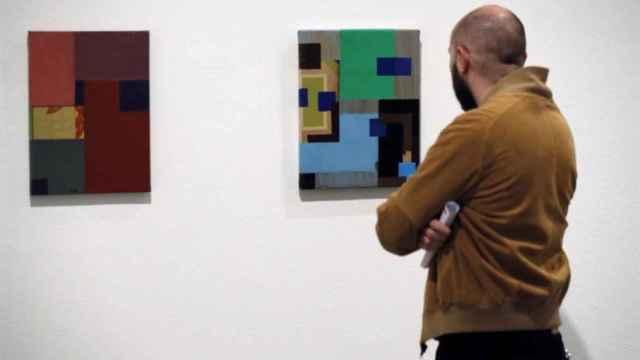 Juan Giralt, entre la abstracción y la figuración.