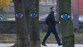 Si nos observan nos portamos mejor, aún con ojos de mentira