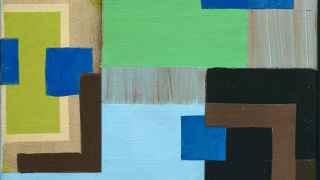 Giralt concilió su camino entre la abstracción y la figuración.