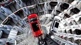 Instalaciones de Volkswagen en Wolfsburg, Alemania