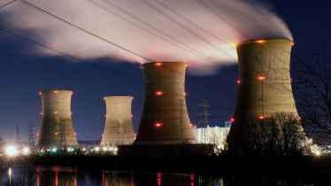 Central nuclear de Three Mile Island en EEUU.