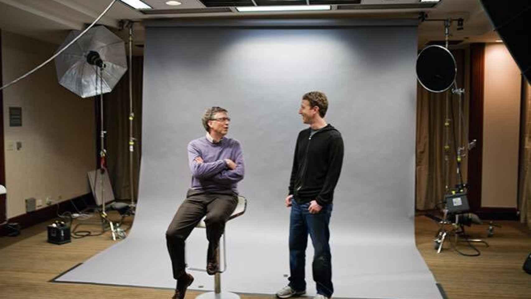 Gates y Zuckerberg realizan donaciones conjuntas para investigación