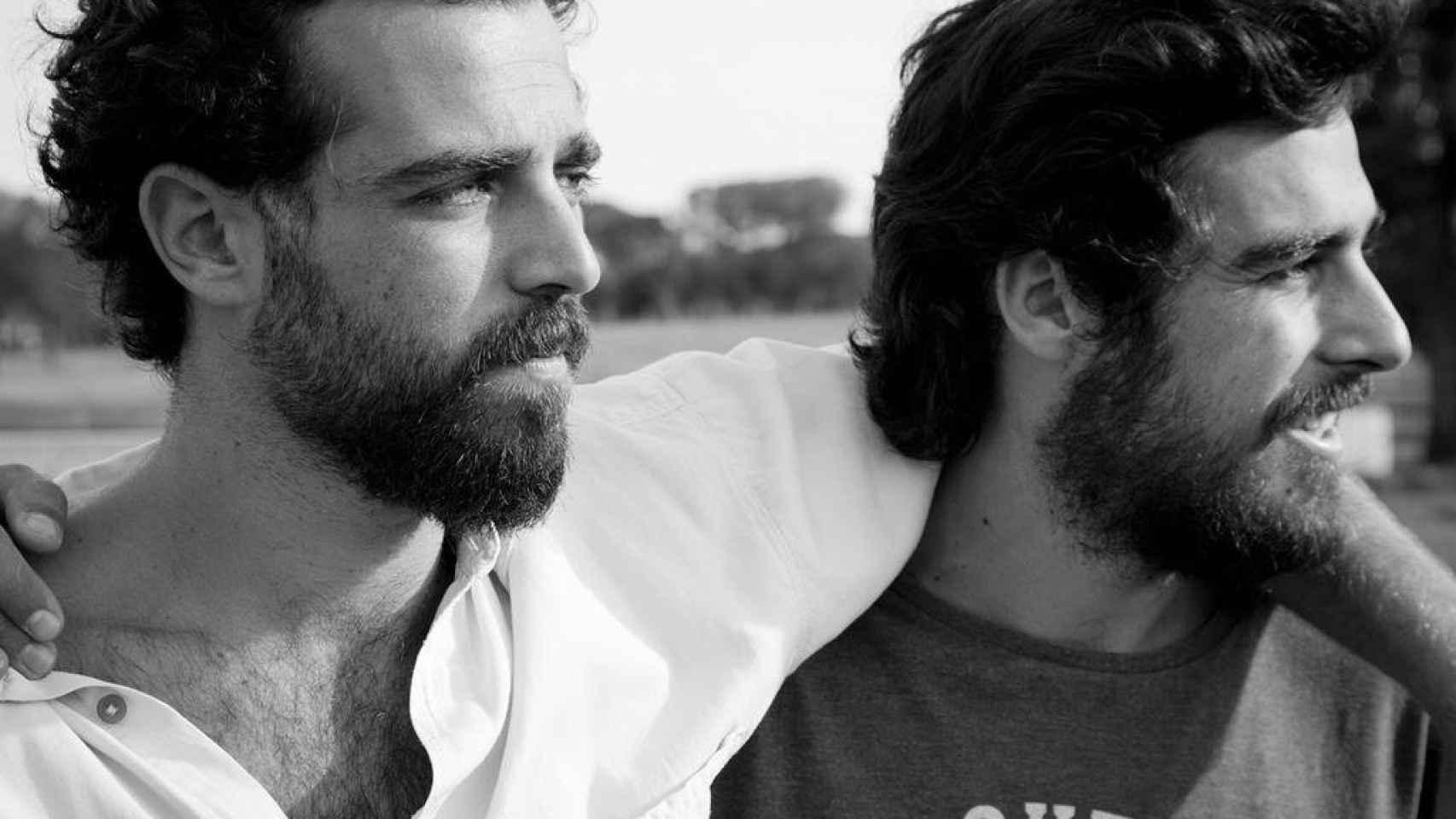 Jaime y Marcos Soto buscan abrirse paso en la música