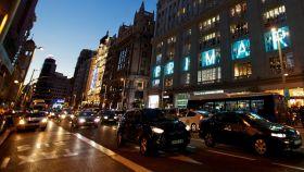 Establecimiento de Primark en la Gran Vía de Madrid