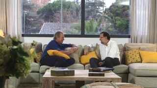 Cariño para Zapatero y González, frialdad con Aguirre y Aznar