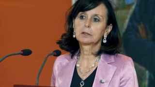María Emilia Casas, ex presidenta del TC