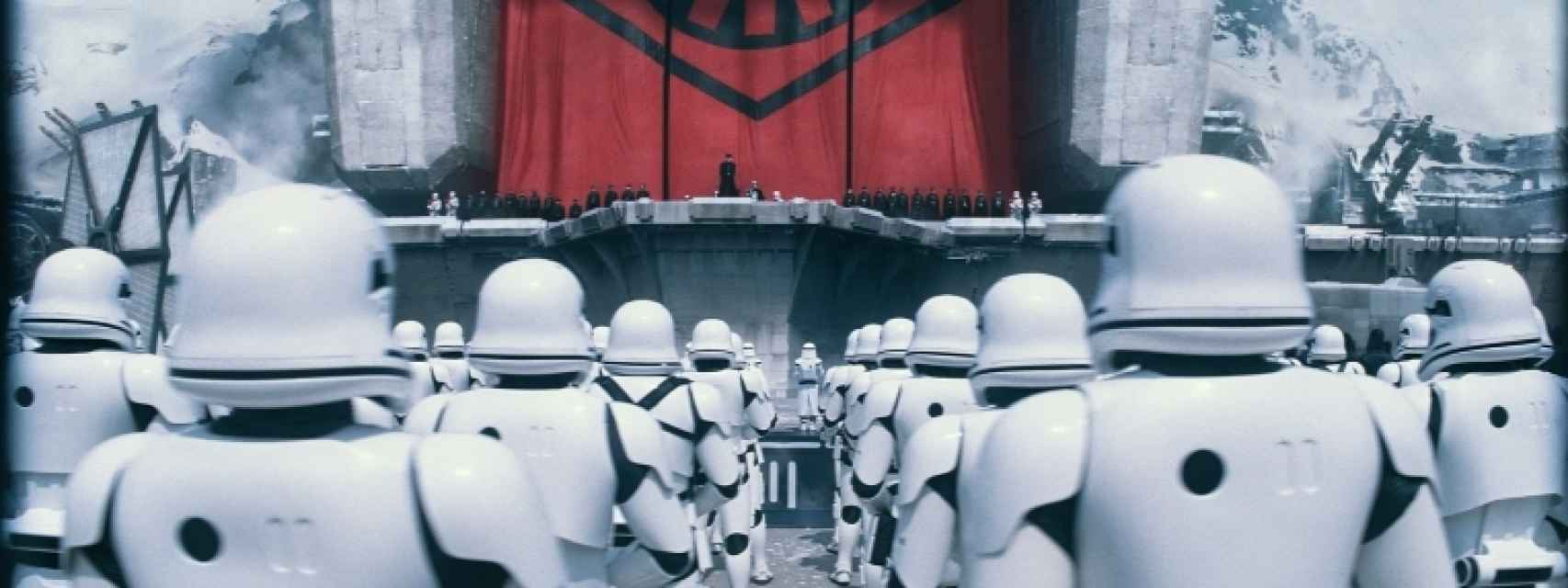 Las tropas del Primer Orden