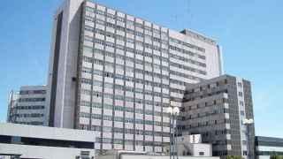 Hospital La Paz en Madrid.