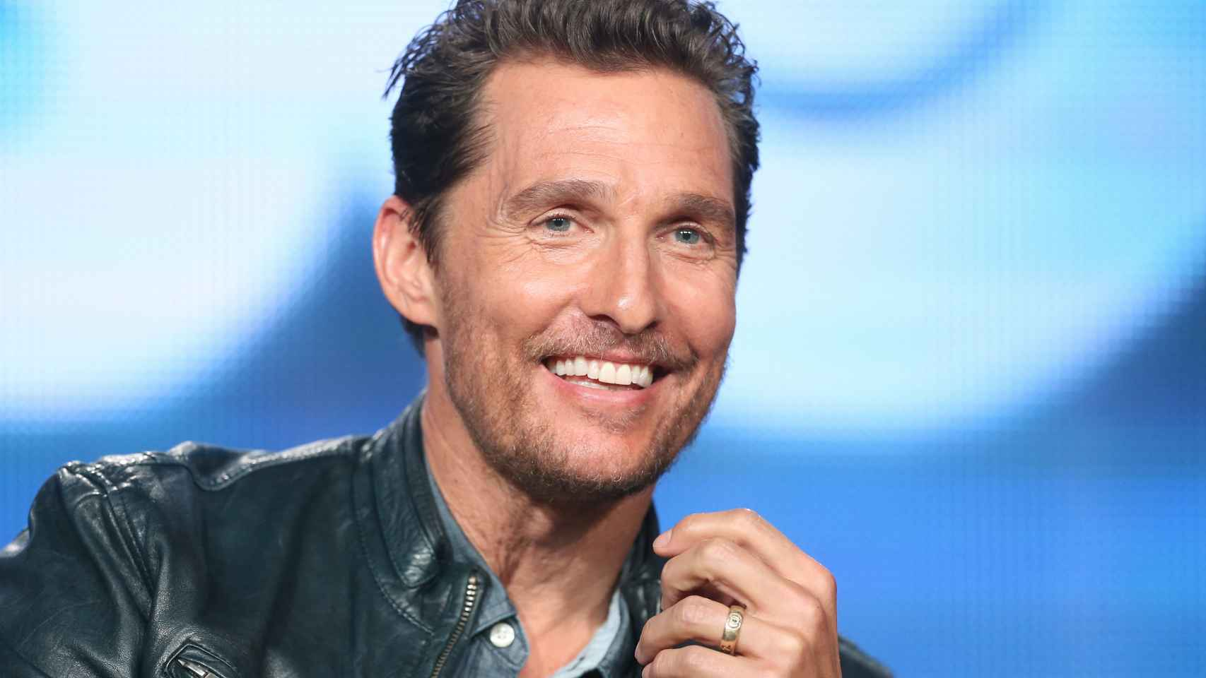 El actor estadounidense Matthew Mcconaughey. Getty Images