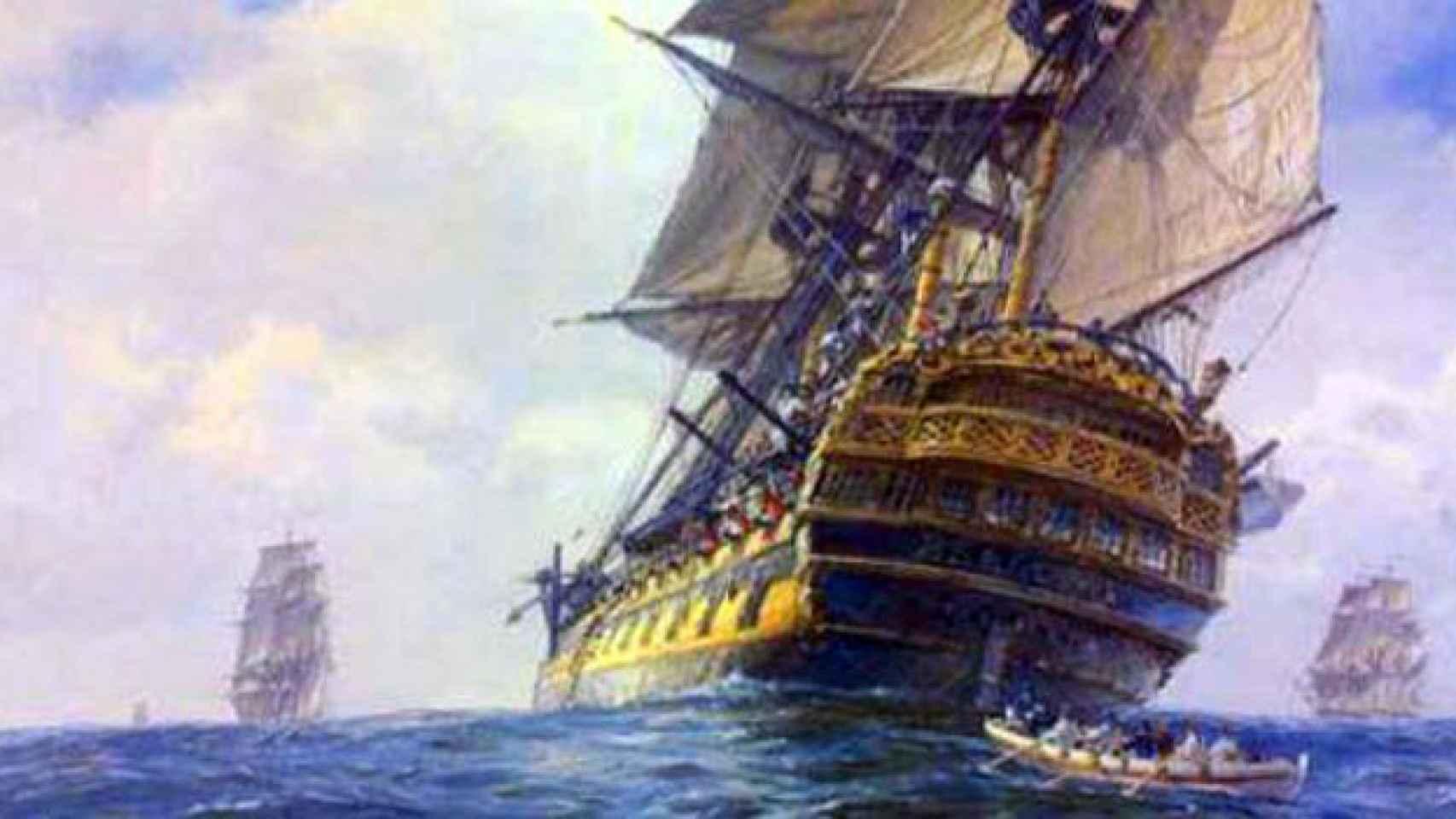 El San José, un galeón español hundido en 1708. Galeon-San-Jose_84501560_270565_1706x960