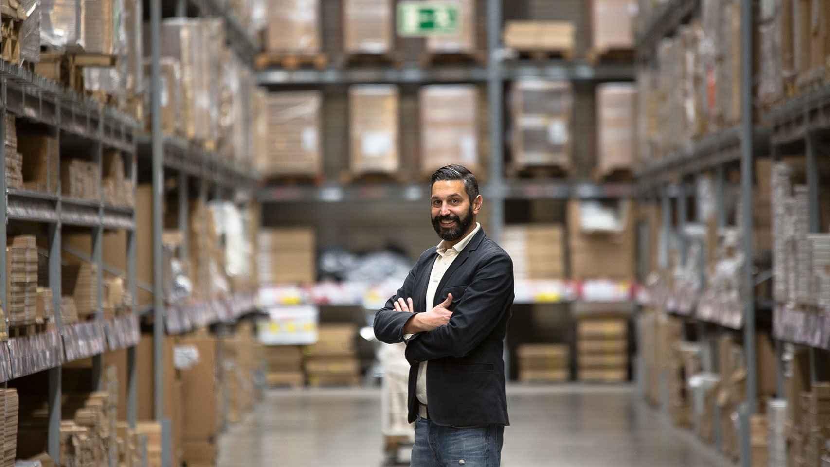Tolga Öncü, director general de Ikea España.