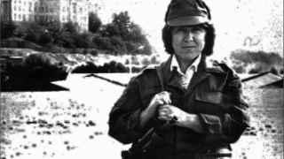 La periodista en Kabul (Afganistán), en 1988.