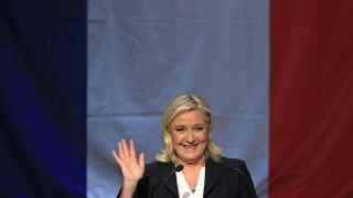 Los resultados oficiales encumbran a Le Pen