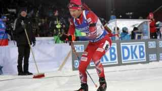 Einar Bjoerndalen, campeón de biatlón. / Reuters