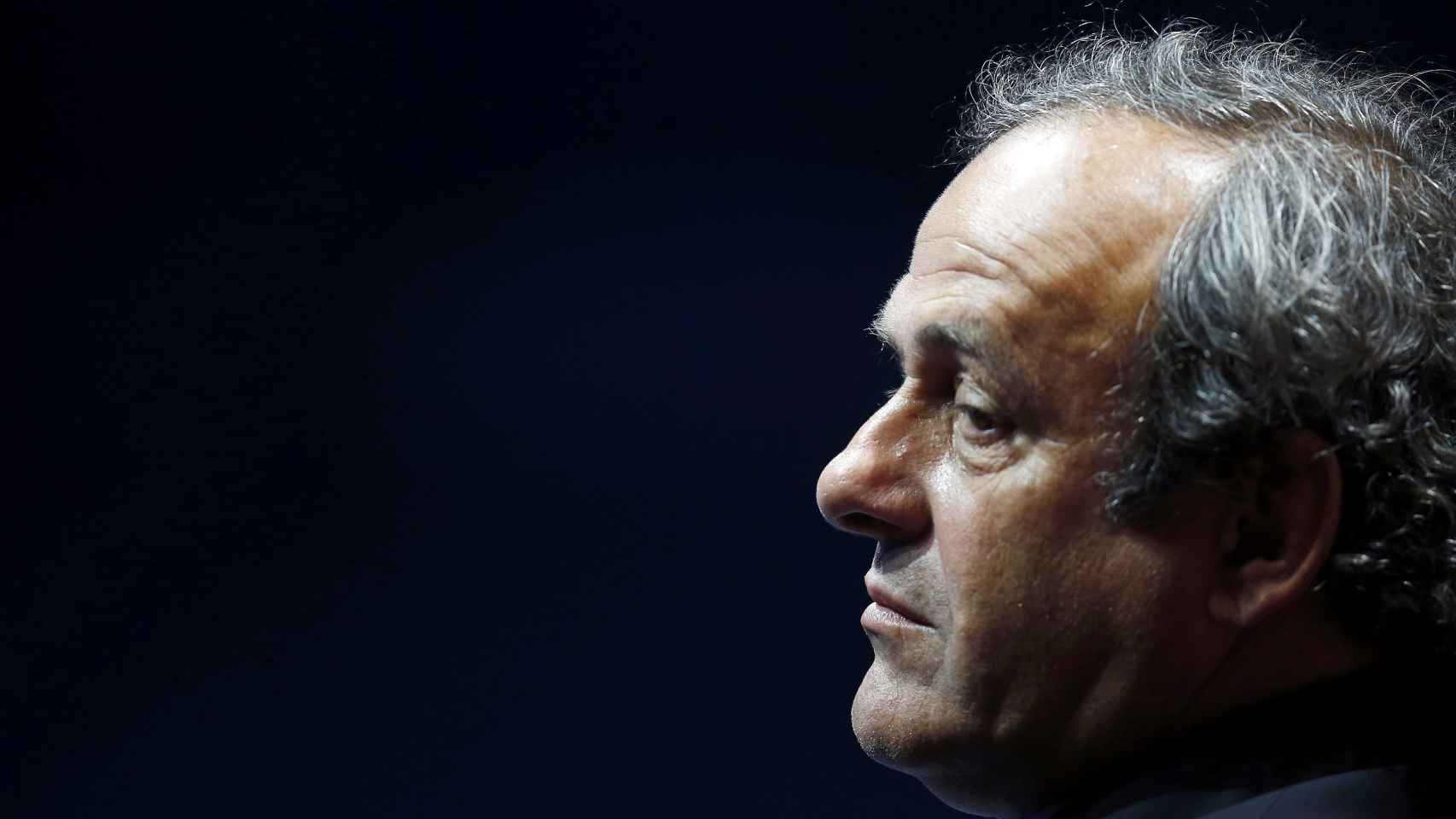 Michel Platini. / Eric Gaillard / Reuters