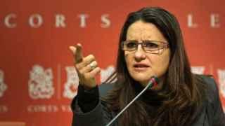 Mónica Oltra, vicepresidenta, portavoz y consejera de Igualdad de la Generalitat valenciana.