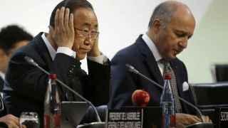 Los negociadores cocinan el acuerdo del clima... a fuego lento