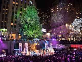 Sin duda, uno de los más visitados es Nueva York. Getty Images