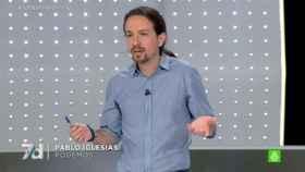 Pablo Iglesias, ganador de 'El Debate Decisivo' de Atresmedia