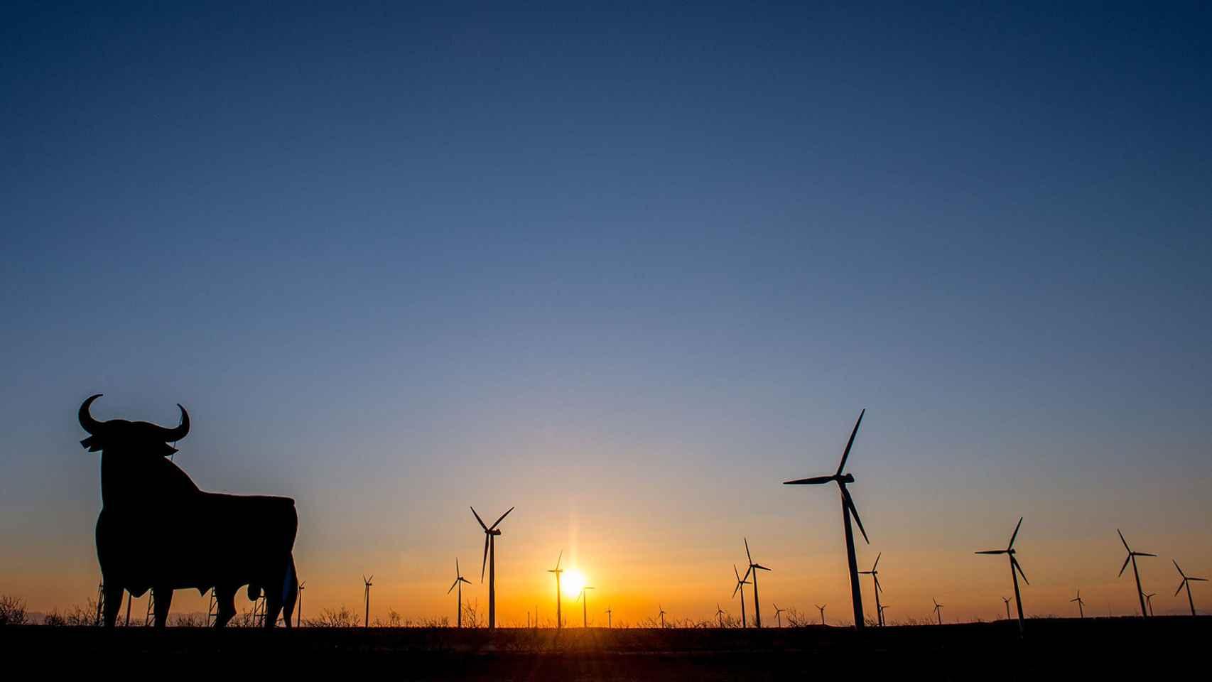 Turbinas de energía eólica